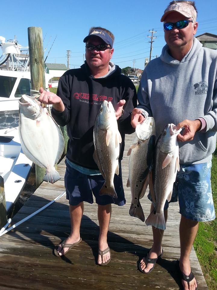 Inshore and nearshore fishing charter   Hatteras, NC   Outer Banks   Hatterascal