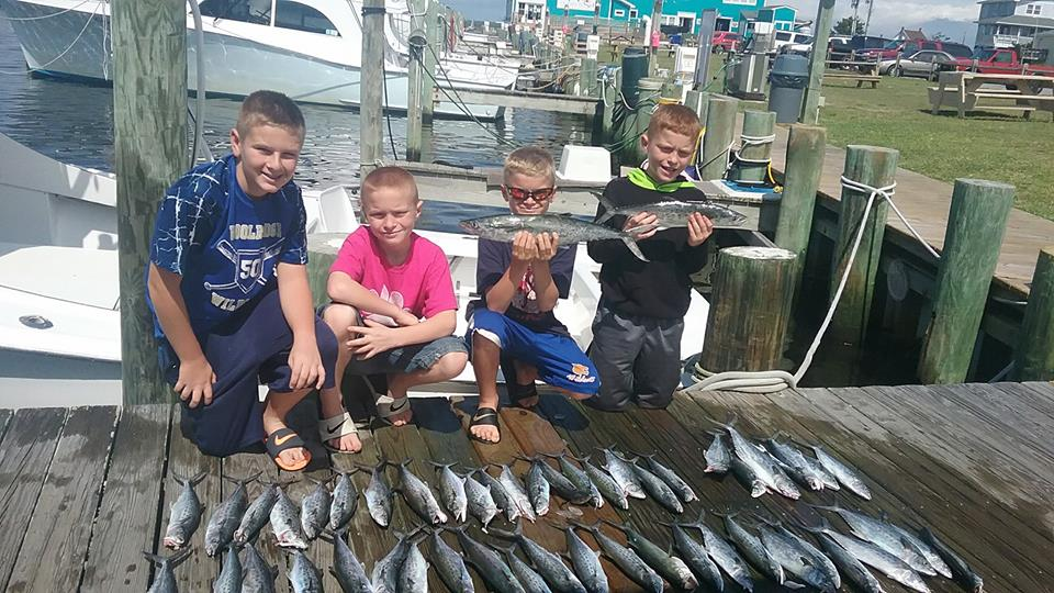 Outer Banks Fishing